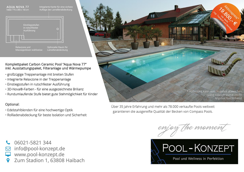 pool konzept pool und wellness in perfektion. Black Bedroom Furniture Sets. Home Design Ideas